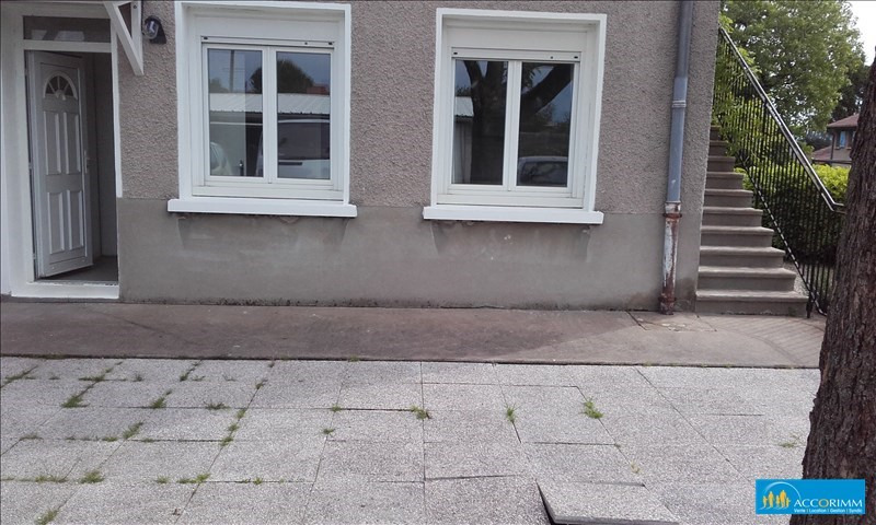 Vente appartement Communay 150000€ - Photo 3