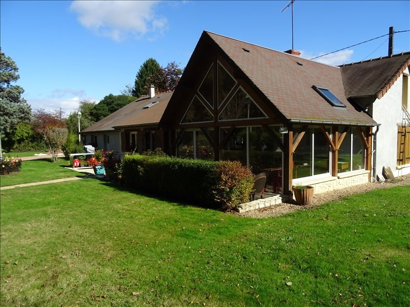 Revenda casa Fleury sur loire 212000€ - Fotografia 1
