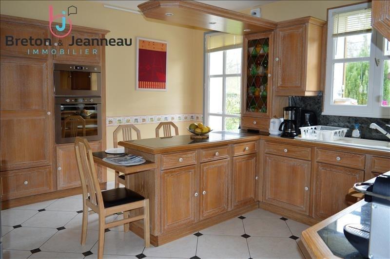Vente maison / villa L'huisserie 270400€ - Photo 5