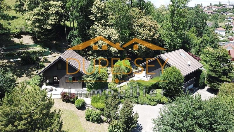 Sale house / villa Challonges 429000€ - Picture 2