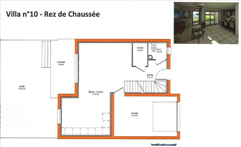 Sale house / villa Bourgoin jallieu 240 000€ - Picture 2