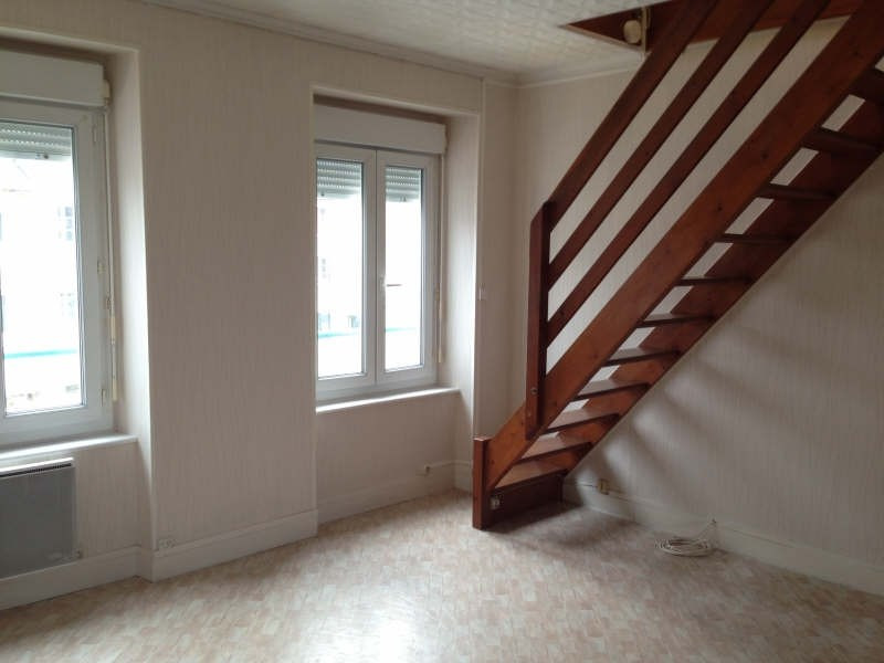 Sale apartment La haye du puits 63 800€ - Picture 1