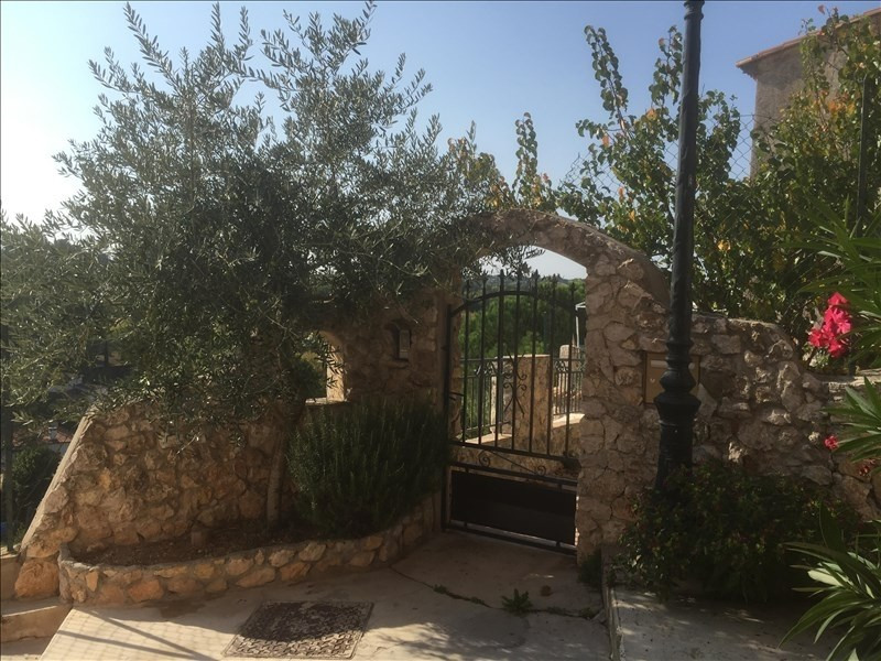 Investment property house / villa Cabries 449000€ - Picture 1