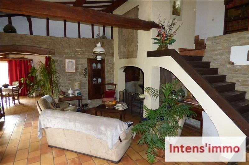 Sale house / villa St donat sur l herbasse 458000€ - Picture 2