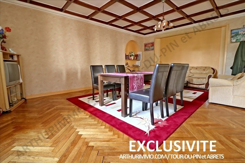 Vente maison / villa La tour du pin 179 000€ - Photo 3