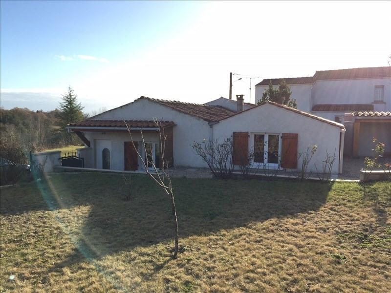 Sale house / villa Louzac saint-andre 133750€ - Picture 5