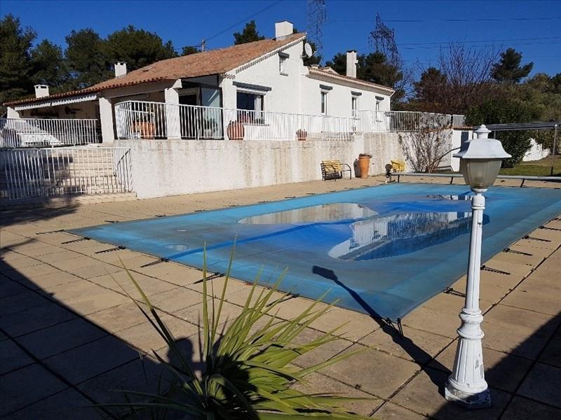 Venta  casa Les pennes mirabeau 535000€ - Fotografía 1