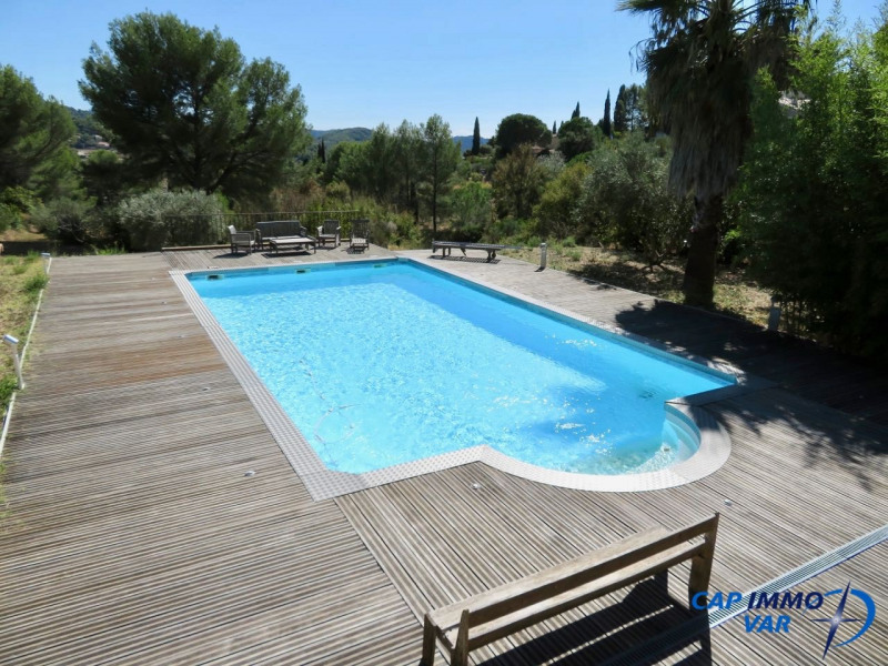 Vente de prestige maison / villa Le castellet 795000€ - Photo 4