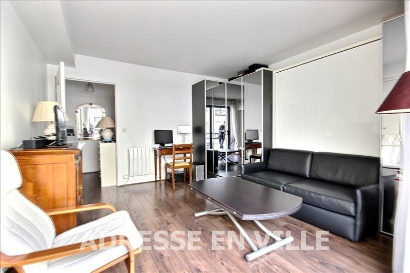 Location appartement Levallois perret 1 000€ CC - Photo 3