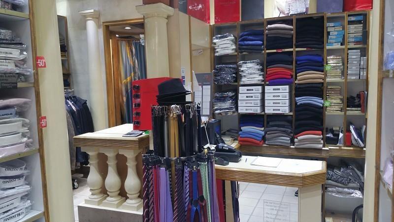 Fonds de commerce Prêt-à-porter-Textile Paris 18ème 0