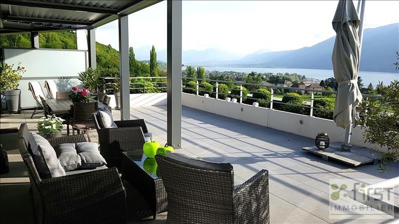 Immobile residenziali di prestigio appartamento Brison st innocent 579000€ - Fotografia 1