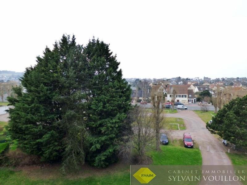 Verkoop  appartement Villers sur mer 60000€ - Foto 2