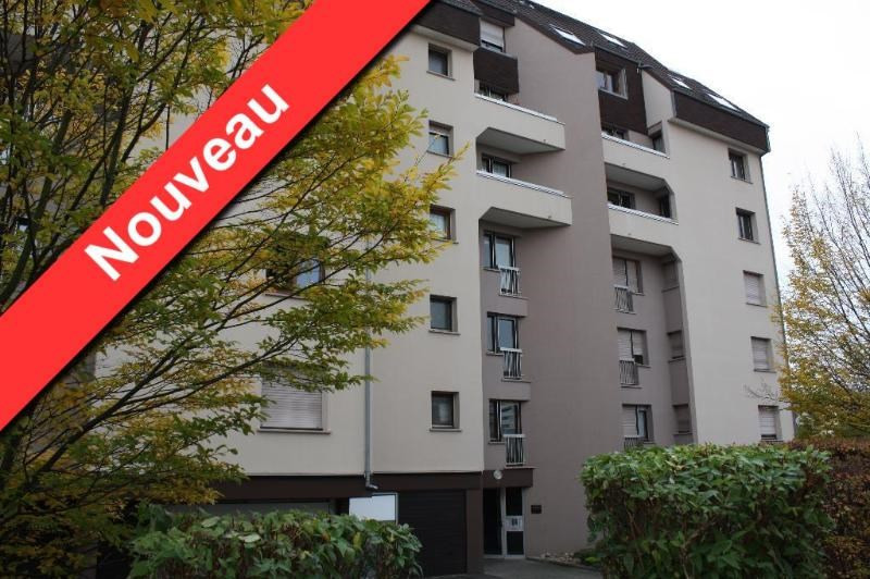 Vente appartement Lingolsheim 127000€ - Photo 1