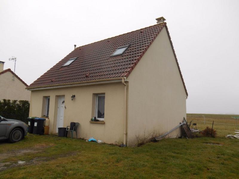 Sale house / villa Crèvecoeur le grand 157000€ - Picture 1