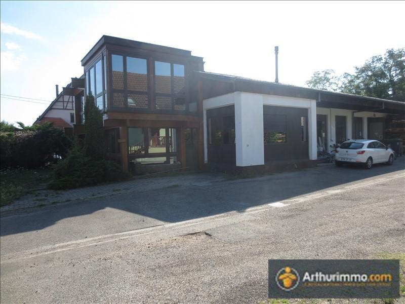 Sale office Ingersheim 371000€ - Picture 2