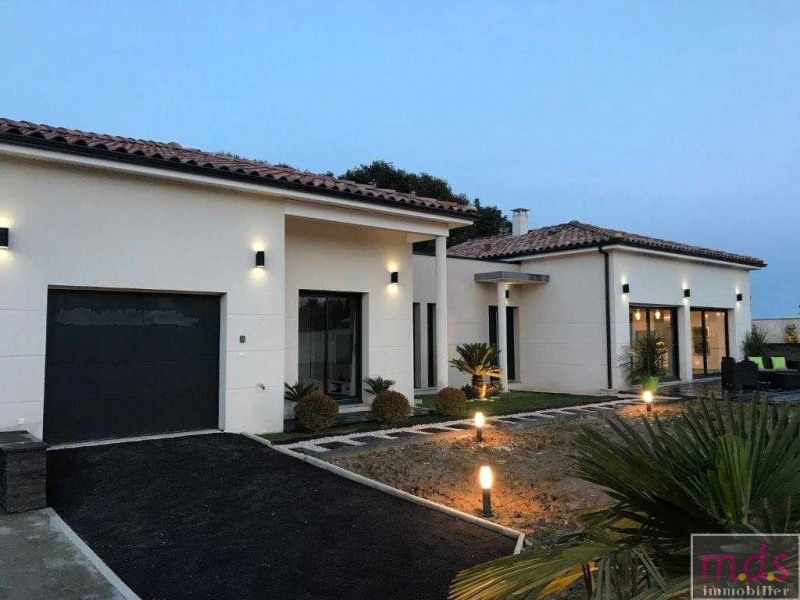 Maison contemporaine T4 de 120 m² avec jardin de 2000m²