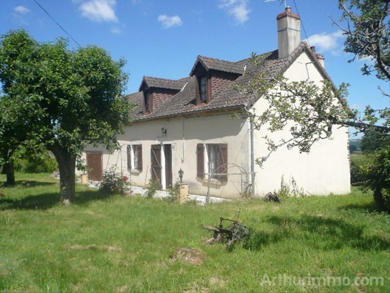 Vente maison / villa Subligny 97000€ - Photo 2