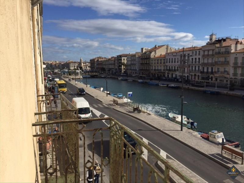 Vente de prestige appartement Sete 420000€ - Photo 1