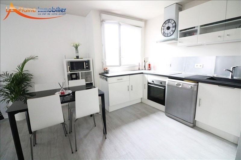 Sale apartment Aubervilliers 237000€ - Picture 2