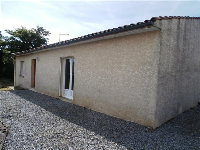 Vente maison / villa Aussillon 110000€ - Photo 4