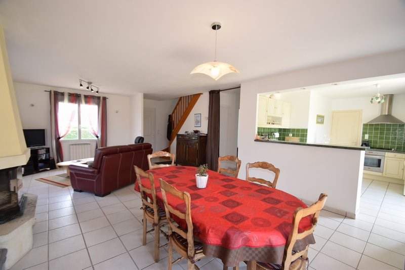 Vente maison / villa Villiers fossard 166000€ - Photo 4