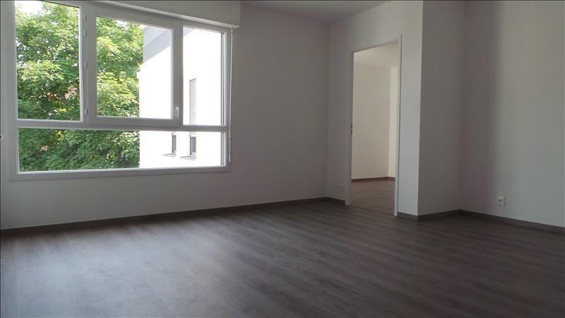 Rental apartment Asnieres sur seine 840€ CC - Picture 1