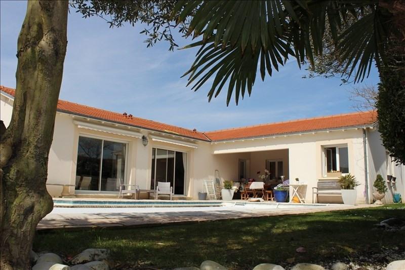 Vente de prestige maison / villa Chatelaillon plage 615000€ - Photo 1