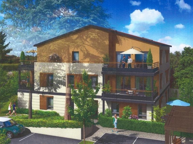 Sale apartment Genas 420913€ - Picture 1