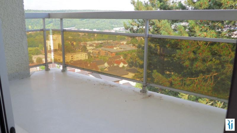 Sale apartment Deville les rouen 112000€ - Picture 1