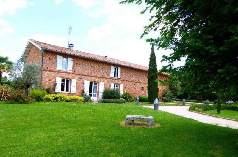 Deluxe sale house / villa Montrabe secteur 819000€ - Picture 10