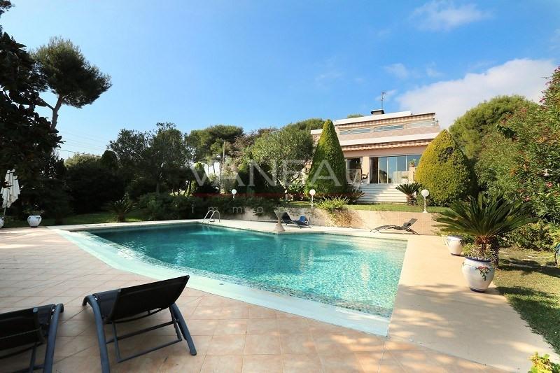Vente de prestige maison / villa Antibes 1195000€ - Photo 1