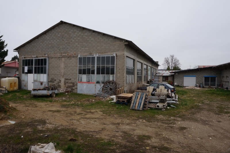 Verkoop  werkplaats Vienne 374000€ - Foto 12