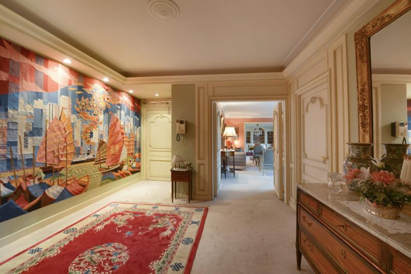 Revenda residencial de prestígio apartamento Paris 16ème 3140000€ - Fotografia 8