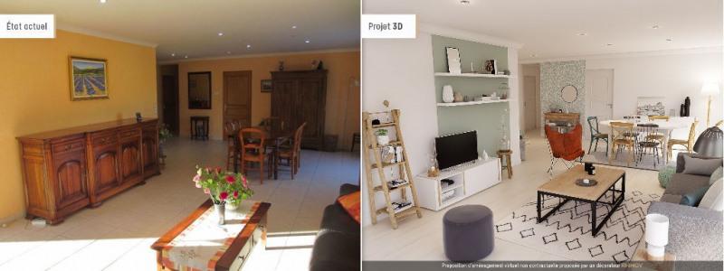 Sale house / villa Saint laurent d aigouze 350000€ - Picture 5