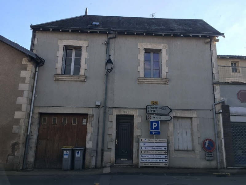 Location local commercial Liguge 850€ HT/HC - Photo 1