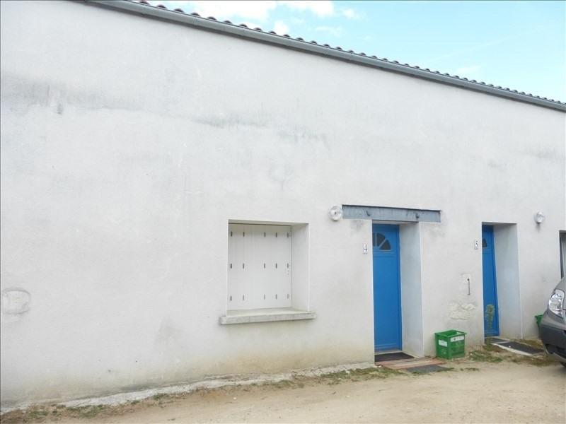 Sale apartment St agnant 66000€ - Picture 1