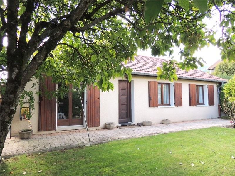 Vente maison / villa Chevry 598000€ - Photo 1