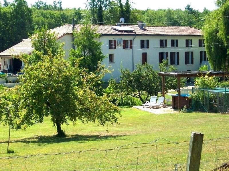 Sale house / villa Soubran 415000€ - Picture 2