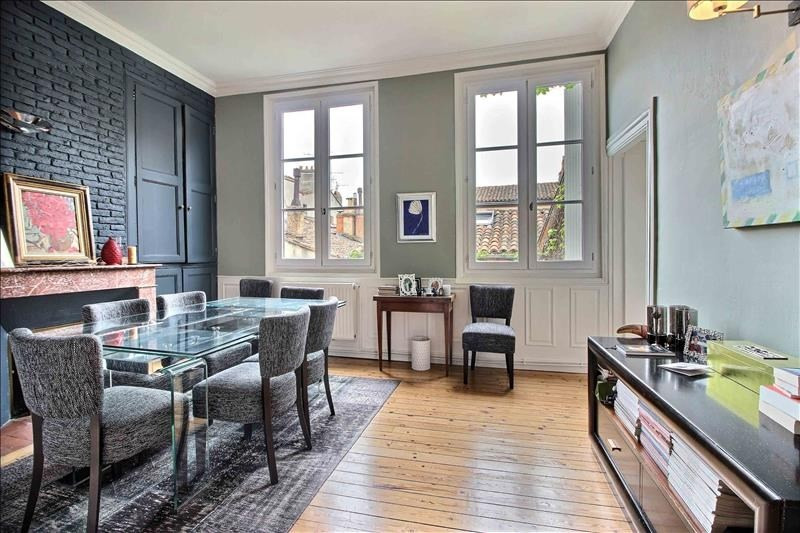 Deluxe sale apartment Toulouse 725000€ - Picture 2
