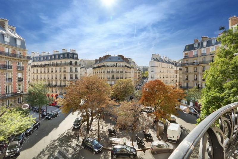Paris XVIIe - Place Saint-Ferdinand