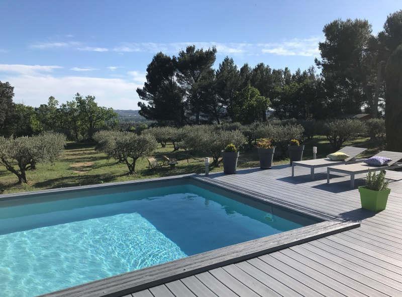 Produit d'investissement maison / villa Merindol 530000€ - Photo 1