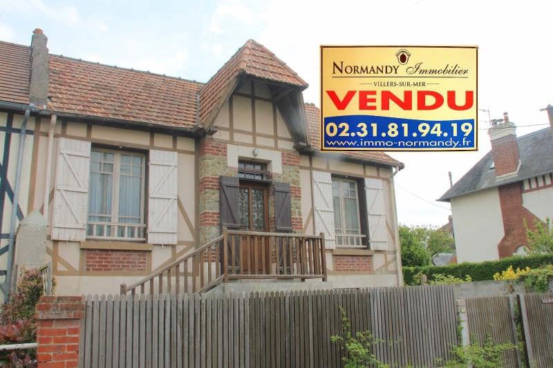Vente maison / villa Villers sur mer 227900€ - Photo 1