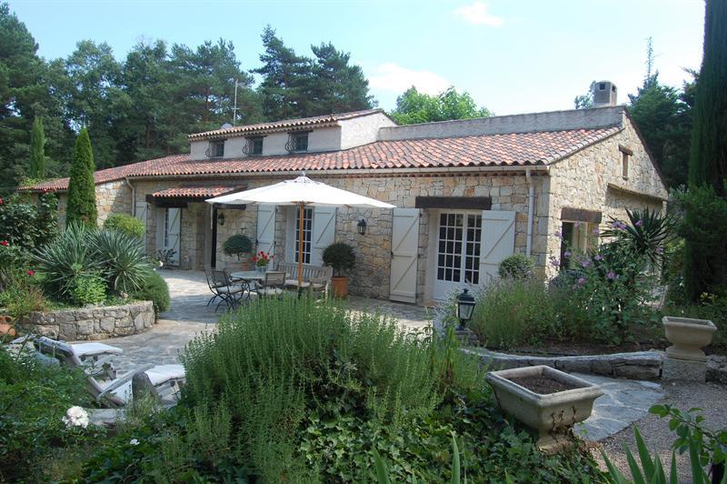Deluxe sale house / villa Callian 749000€ - Picture 2