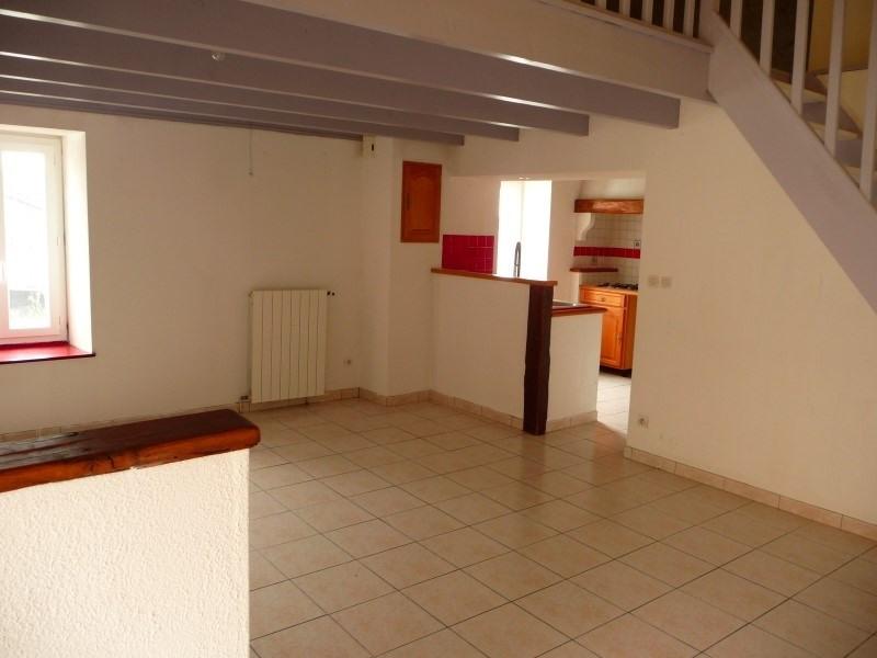Vente maison / villa Salignac sur charente 133750€ - Photo 1