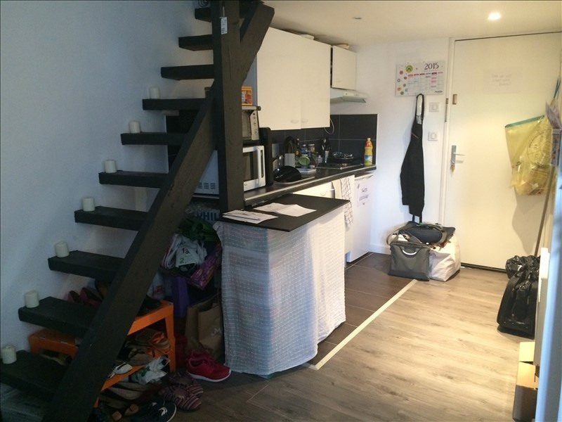 Rental apartment St quentin 450€ CC - Picture 2