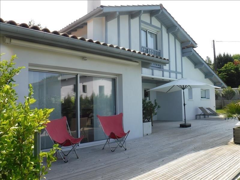 Vente de prestige maison / villa Ahetze 755000€ - Photo 1