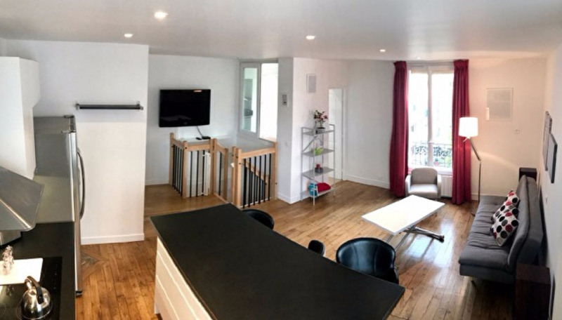 Location appartement Levallois perret 1 800€ CC - Photo 1