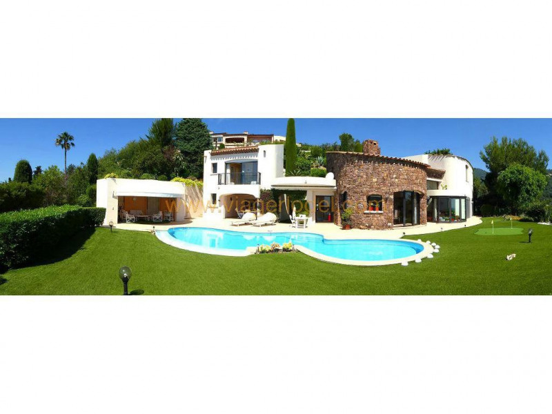 Verkauf auf rentenbasis haus Mandelieu-la-napoule 324000€ - Fotografie 3