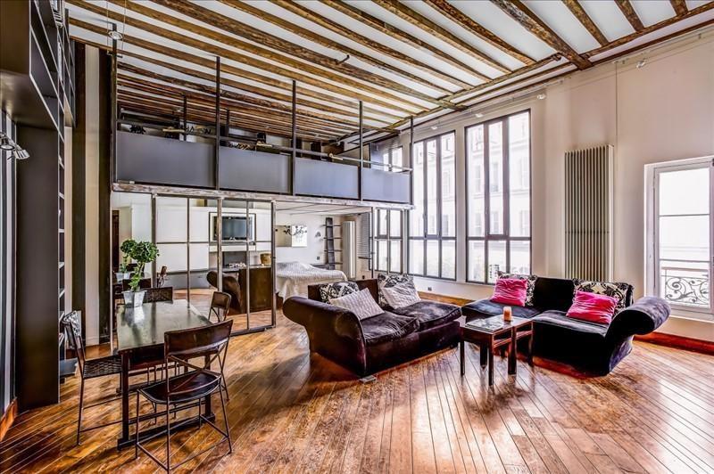 Vente de prestige appartement Paris 8ème 1395000€ - Photo 3