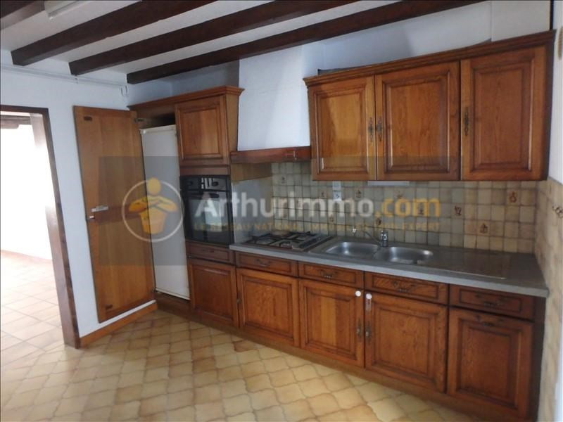 Sale house / villa Viriat 136 000€ - Picture 2